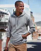 J. America Tailgate Hooded Sweatshirt 8815