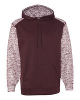 Badger Sport Blend Performance Hooded Sweatshirt 1462