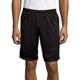 Hanes Sport Men's Mesh Pocket Shorts O5142