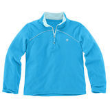 Champion Girls 1/4 Zip Micro Fleece Pullover C7800R