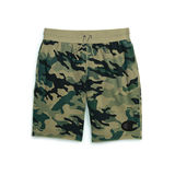 Champion Men's Vintage Dye Fleece Camo Shorts. Felt C Logo 83334P 549917