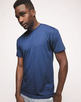 American Apparel 50/50 Poly/Cotton T-Shirt - USA BB401US