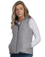 Holloway Women's Repreve® Eco Quilted Vest 229713