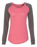 Boxercraft Women's Preppy Patch Slub T-Shirt T66