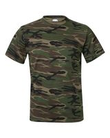 Anvil Camouflage T-Shirt 939