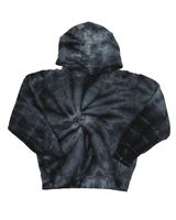 Dyenomite Youth Cyclone Tie Dye Hoodie 854BCY