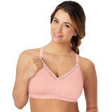 Playtex Nursing Shaping Foam Wirefree Bra with Lace US3002