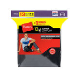 Hanes Men's Cushion Low Cut Socks 13-Pack  188V13