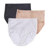 Jockey Women's Underwear Elance Breathe Brief - 3 Pack 1542
