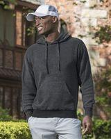 MV Sport Sawyer Reverse Fleece Hooded Pullover 20196