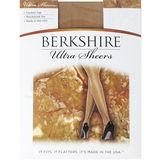 Berkshire Women's Ultra Sheer Control Top Pantyhose - Reinforced Toe 4419