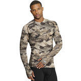 Duofold Mens Thermatrix Print Crew Top KDC1P