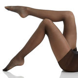 HUE Run Resistance Sheer with Control Top Pantyhose U16286