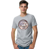 Hanes Mens Buffalo Nickel Graphic Tee Shirt GT49C/A2