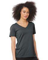 Next Level Women's Fine Jersey Relaxed V T-Shirt 3940