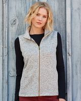 Weatherproof Women's Vintage Sweaterfleece Vest W2030117