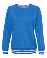 J. America Relay Women's Crewneck Sweatshirt 8652