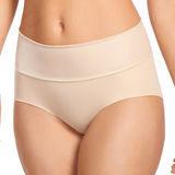 Jockey Women's Underwear Slimmers Matte & Shine Brief 4190