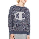 Champion Women's Heritage French Terry Crew W9493