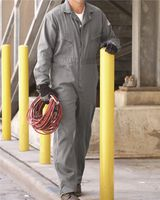 Bulwark Deluxe Coverall Additional Sizes CLD4EXT