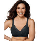 Playtex 18 Hour Gorgeous Lift Wirefree Bra USE515