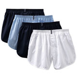 Jockey Men's Underwear Tapered Boxer - 4 Pack 9969