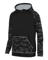 Augusta Sportswear Youth Sleet Hoodie 5533
