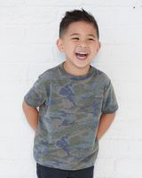 Rabbit Skins Toddler Fine Jersey Tee 3321
