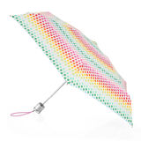 Totes Multi Color Dots Gift Boxed Micro Brella Umbrella