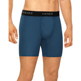 Hanes Men's Stretch Boxer Briefs With Comfort Flex Waistband 2XL 3-Pack ST73B3