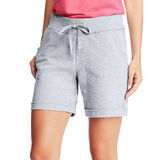 Hanes X-Temp Womens French Terry Pocket Short O4682