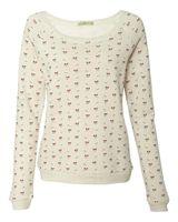 Alternative Women's Eco-Fleece Dash Pullover 9597