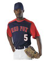 Alleson Athletic Crewneck Baseball Jersey A00023