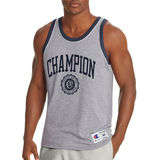 Champion Men's Heritage Tank, Collegiate Crest T39473 549802