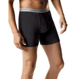 Hanes ComfortSoft TAGLESS Men's Boxer Briefs 2-Pack