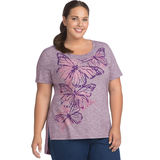 Just My Size Active Graphic Tunic OJ912