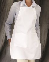 Liberty Bags Adjustable Neck Loop Apron 5502