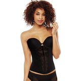Maidenform® Floral Lace Strapless Push-Up Bustier MFB100