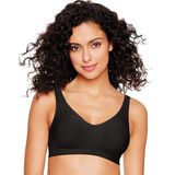 Hanes Ultimate Smooth Inside and Out Wirefree Bra HU04