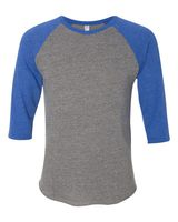 Alternative Eco-Jersey Baseball Raglan T-Shirt 2089e1