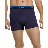 Hanes FreshIQ Men's ComfortBlend Stretch Boxer Briefs 3-Pack 7549M3