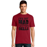 Hanes Men's Mad Skills Graphic Tee GT49E/H3