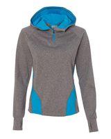 Augusta Sportswear Women's Freedom Hooded Pullover Sweatshirt 4812