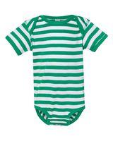 Rabbit Skins Infant Baby Rib Bodysuit 4400