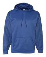 Badger Sport Tonal Blend Fleece Hood 1461
