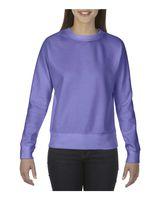 Comfort Colors Women's Garment-Dyed Sweatshirt 1596
