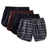Jockey Men's Underwear Tapered Boxer - 4 Pack 9969