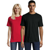 Hanes Beefy-T Adult Short-Sleeve T-Shirt 5180/5184