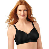 Playtex 18 Hour Sensationally Sleek Front-Close Wirefree Bra 4930
