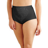 Bali Smoothers Firm Control Brief Panty with Tummy Panel 2-Pk X710
